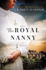 Royal Nanny book cover
