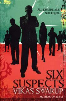 Six Suspects book cover