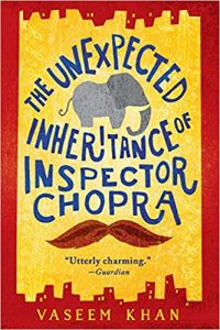 Unexpected Inheritance of Inspector Chopra book cover