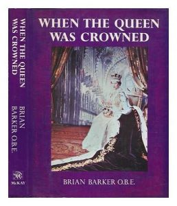 When the Queen Was Crowned book cover
