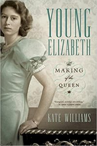 Young Elizabeth book cover