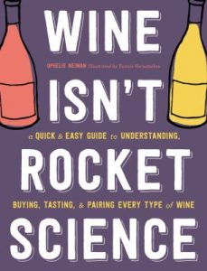 Cover of Wine Isn't Rocket Science