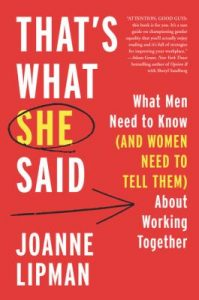 Cover of That's What She Said