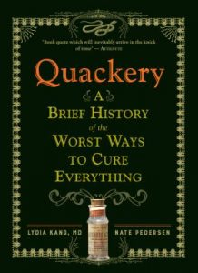 Cover of Quackery