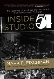 Cover of Inside Studio 54