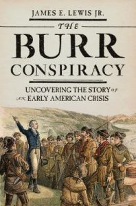 Cover of The Burr Conspiracy