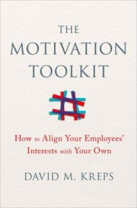 Cover of The Motivation Toolkit