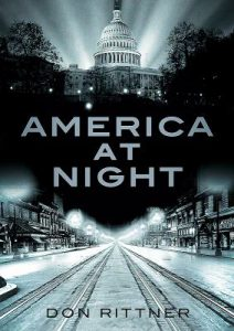 Cover of America at Night