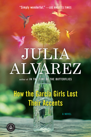 How the Garcia Girls Lost Their Accents book cover