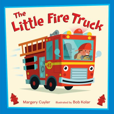 The Little Fire Truck book cover