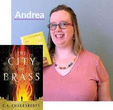 Andrea's staff pick photo
