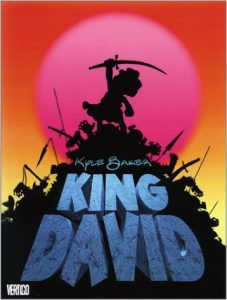 King David book cover