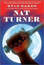 Nat Turner book cover