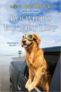 Boomer's Bucket List book cover