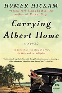 Carrying Albert Home book cover