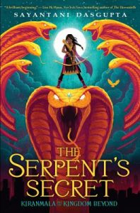 The Serpents Secret book cover