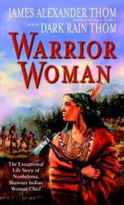Warrior Woman book cover