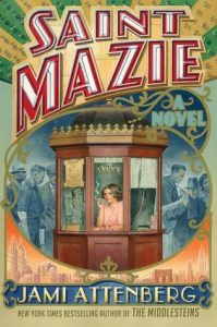 Saint Mazie book cover