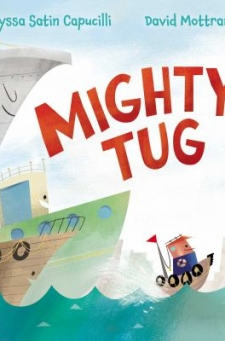 Mighty Tug book cover