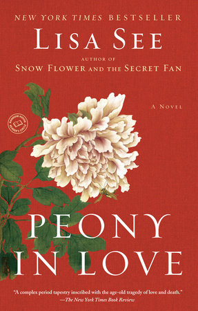 Peony in Love book cover