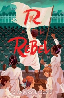 R Is For Rebel book cover