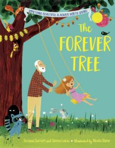 The Forever Tree by Tereasa Surratt book cover