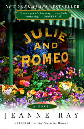 julie and romeo book cover