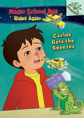 Carlos Gets the Sneezes book cover