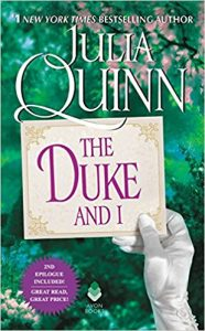 Duke and I book cover