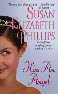 Kiss an Angel book cover