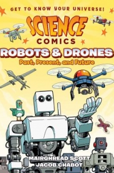 Robots and Drones Past Present and Future book cover