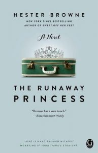 Runaway Princess book cover