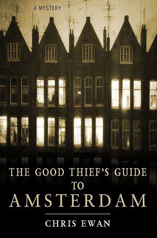 The Good Thief's Guide to Amsterdam book cover