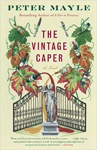 The Vintage Caper book cover