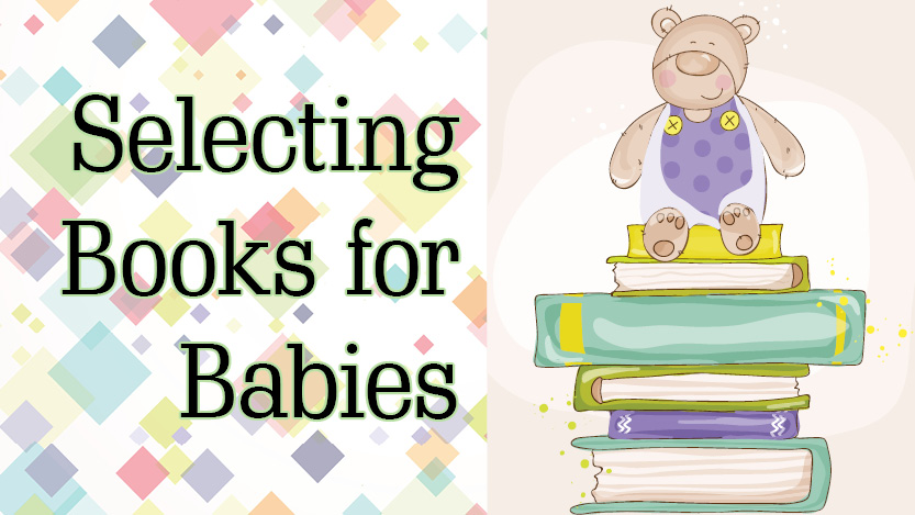 selecting books for babies