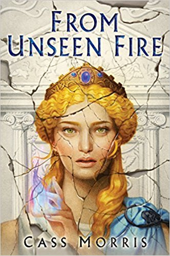 From Unseen Fire book cover