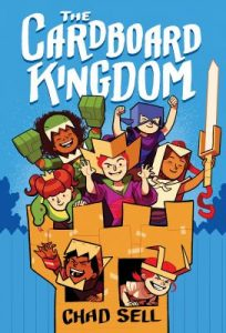 The Cardboard Kingdom book cover