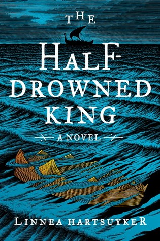 The Half-Drowned King book cover