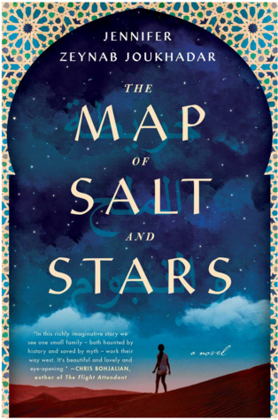 The Map of Salt and Stars book cover