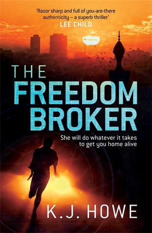 The freedom broker book cover