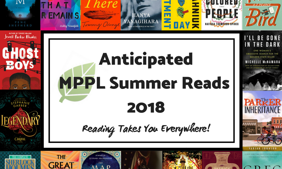 Anticipated Summer Reads Header