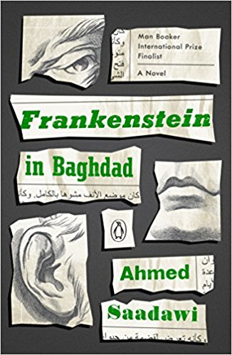 Frankenstien in Baghdad book cover