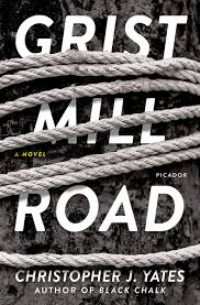 Grist Mill Road book cover