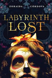 Labyrith Lost book cover