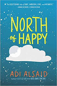 North of Happy Book Cover