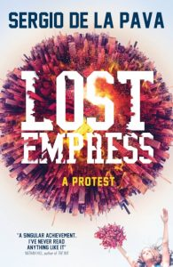 Lost Empress Book Cover