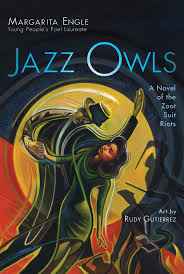 Jazz Owls book cover