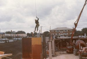 Library Construction, 1975