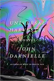 Universale Harvester book cover