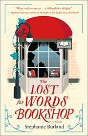 The Lost for Words Bookshop book cover